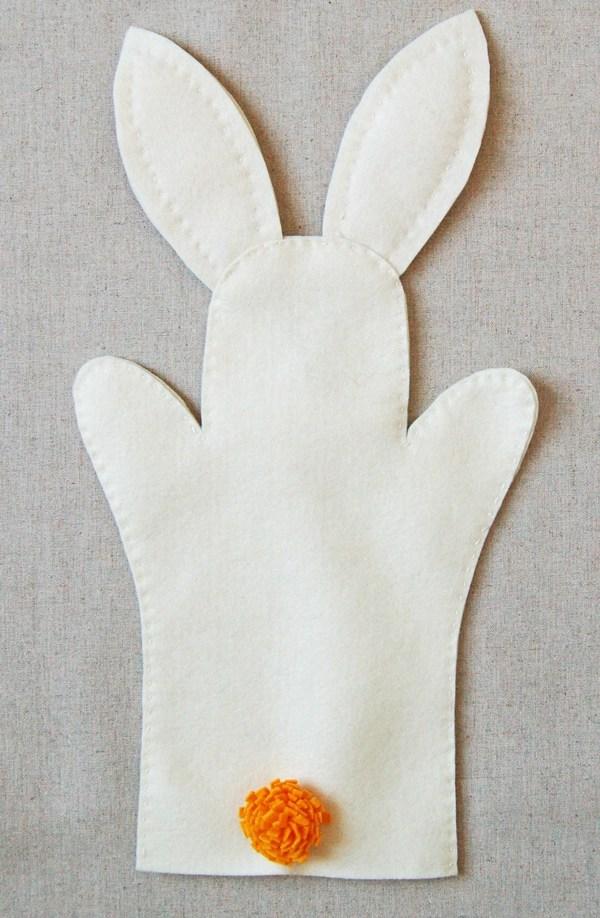 Bunny Hand Puppets Purl Soho