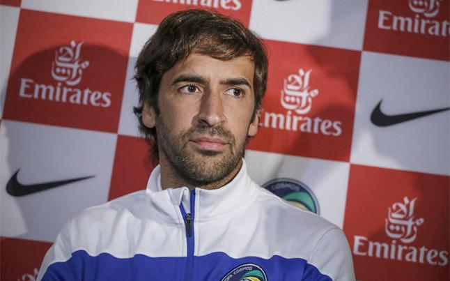 El legendario Raúl. Foto EFE. sport.es