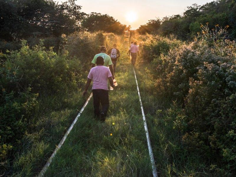 Informe del NY Times sobre los peligros de la inmigración ilegal hacia EE.UU. Foto Daniel Berehulak. nytimes.com.