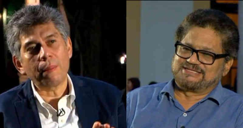 colombia-periodista-daniel-coronell-entrevista-a-lider-farc-ivan-marquez-foto-semana-com