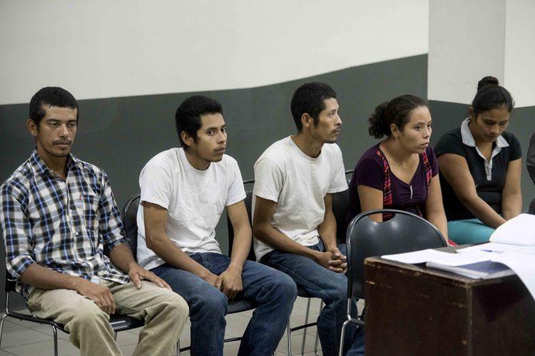 Nicaragua acusados quema mujer hoguera. Foto laprensa.com