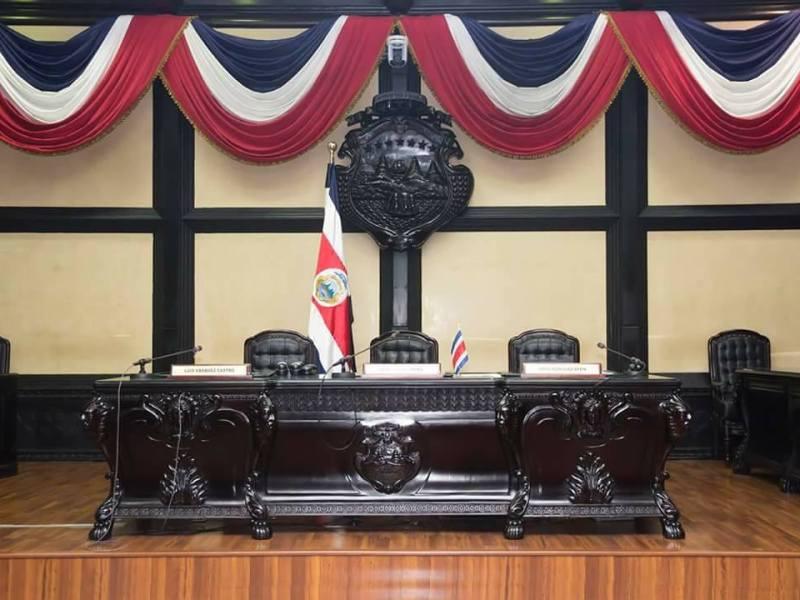 Asamblea Legislativa Costa Rica Foto Facebook