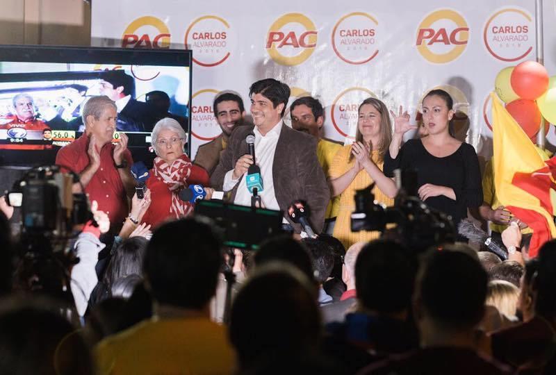 Carlos Alvarado candidato PAC. Foto Facebook-1