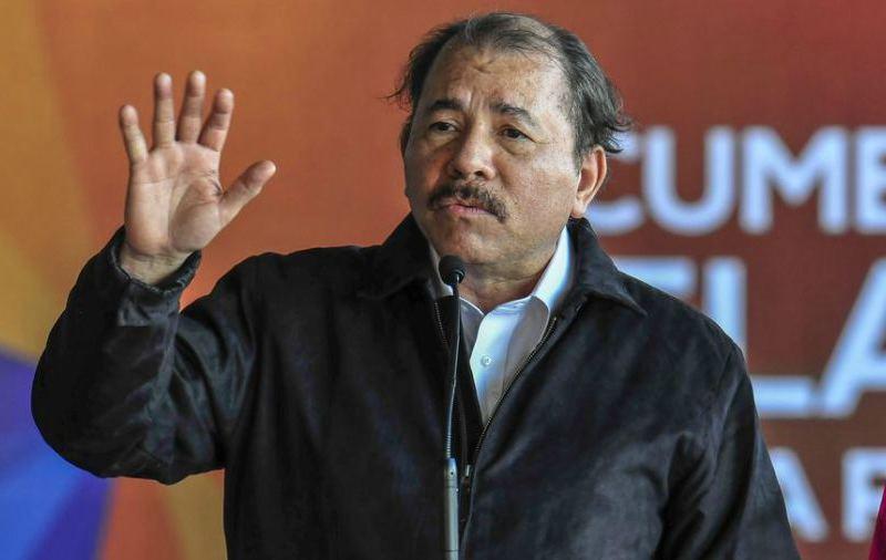 Daniel Ortega Nicaragua. foto elsalvador.com
