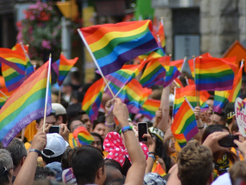 Orgullo gay Amsterdam. Google Images
