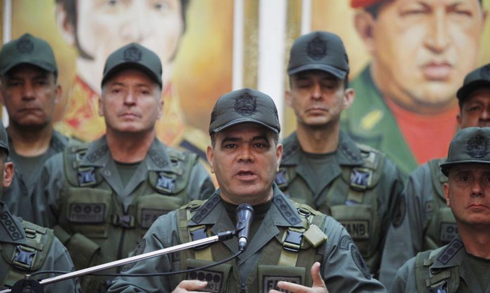 General Vladimir Padrino Venezuela. Google Images