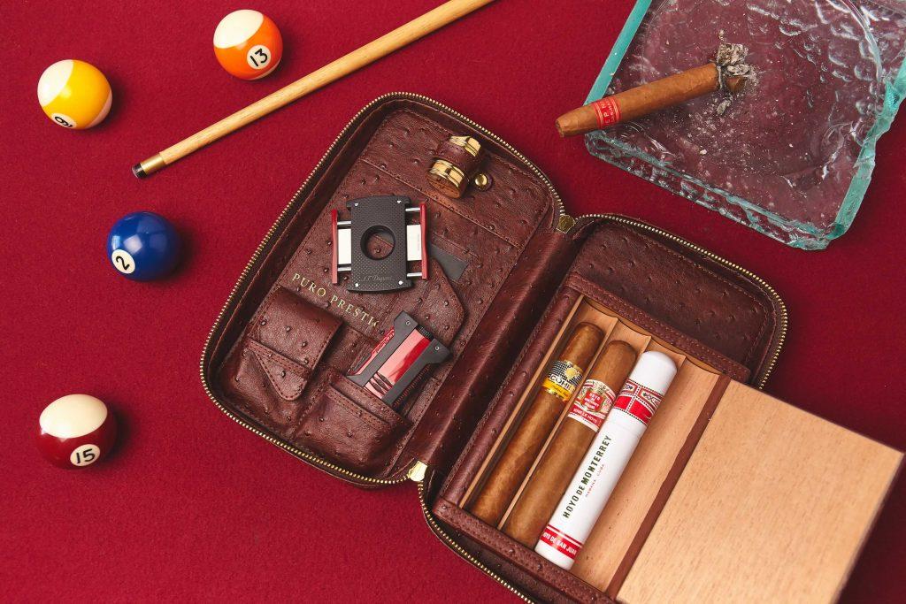 The Cigar Accessories Every Smoker Needs Puro Prestige