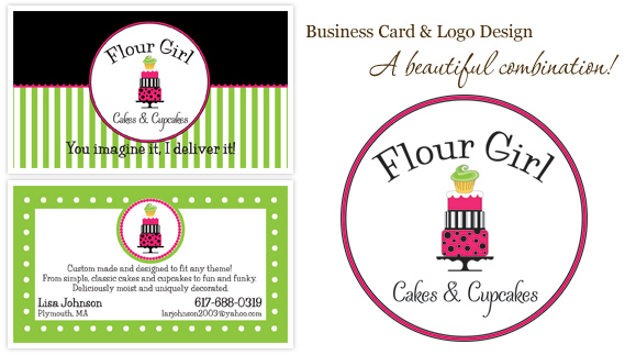 Business Card Design - Logo Design - Professional Custom Designed