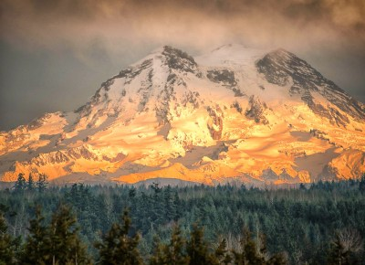 MT Rainier-