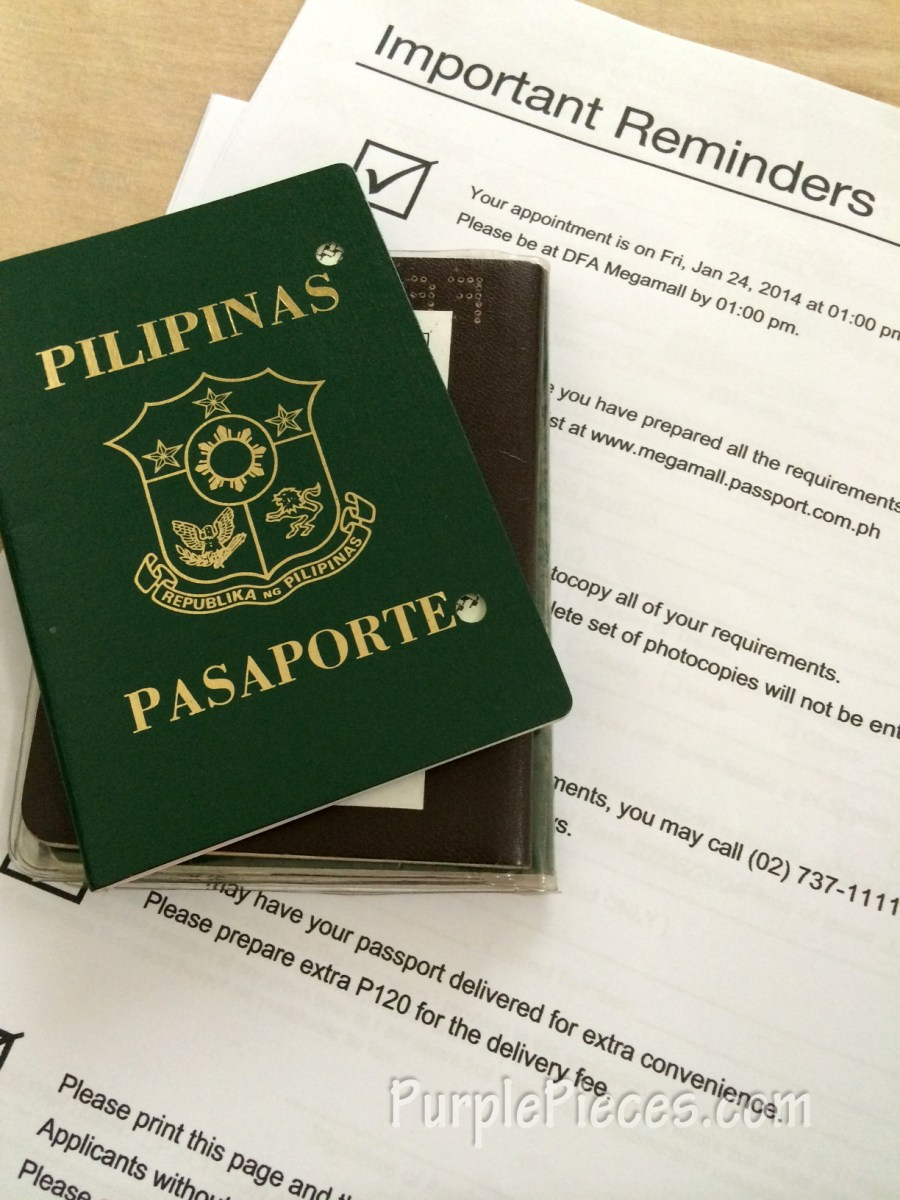 Easy Breezy Passport Renewal at SM Megamall