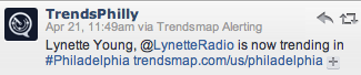 Philly Trending @LynetteRadio