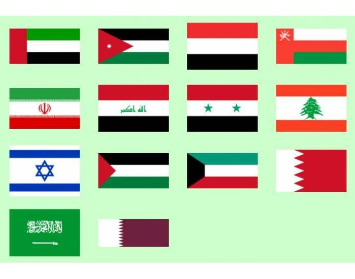 Flags of the Middle East - PurposeGames