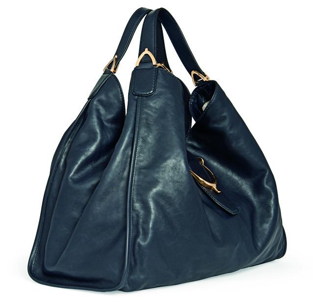 Gucci Large Stirrup Bag Side