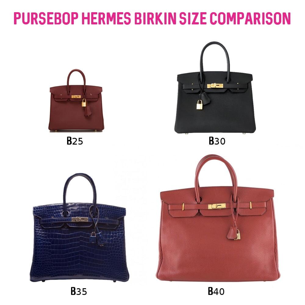 Hermes Birkin Small Size Price