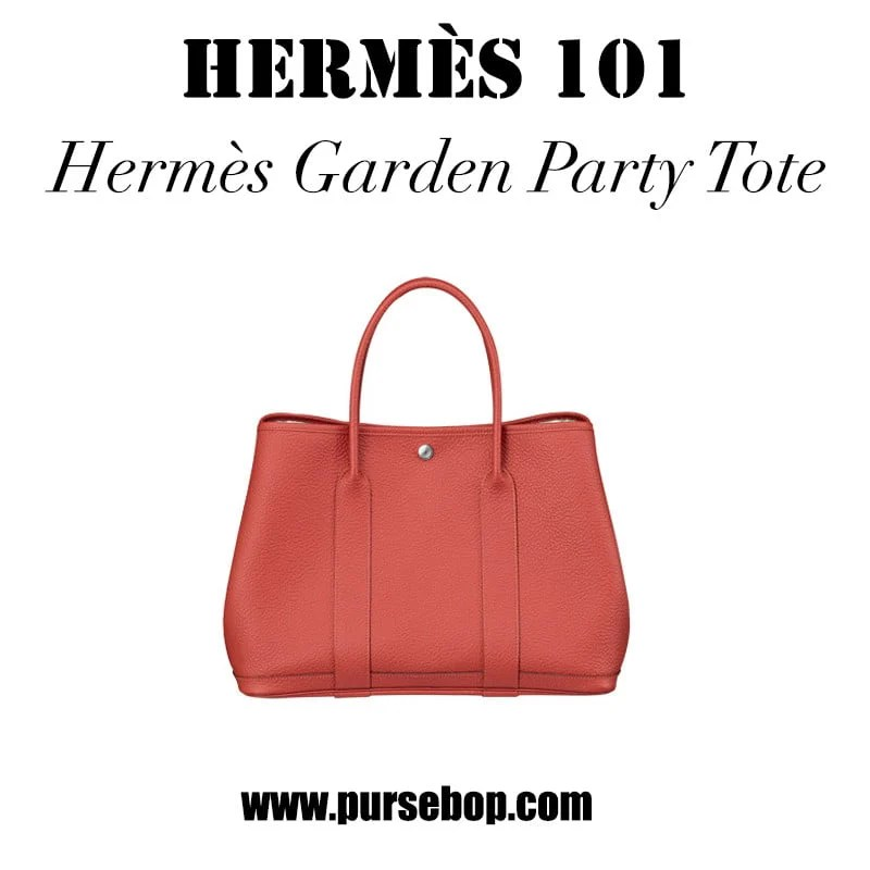 Hermes Garden Party Price