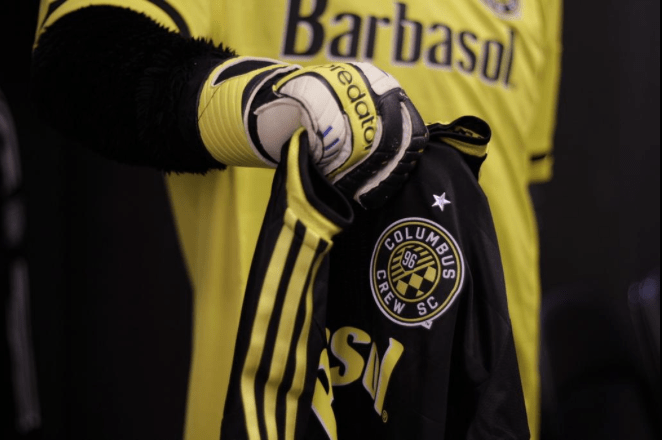 Columbus Crew Uniforms Columbus Crew sc 2015