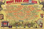 Riot Fest 2015 Chicago