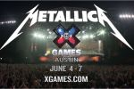 Metallica X Games