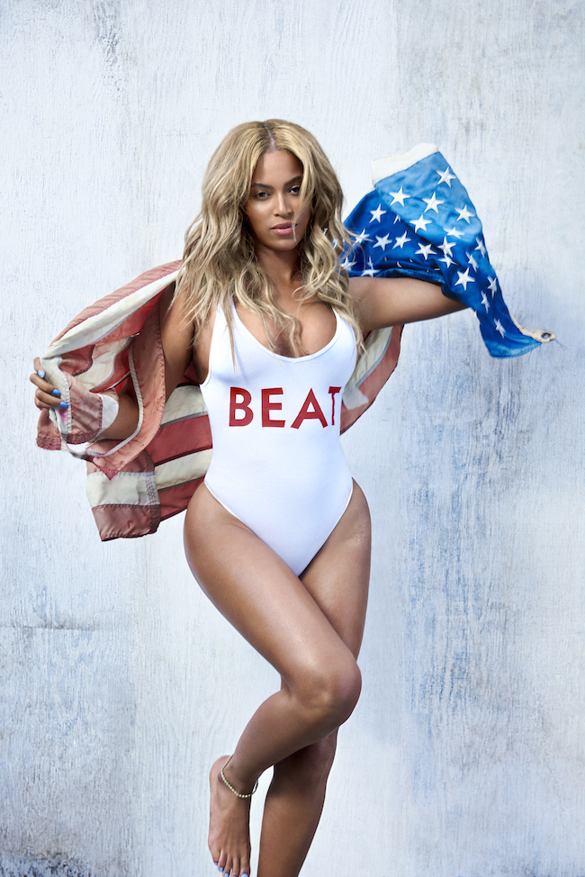 Beyonce Covers 'Beat' Magazine