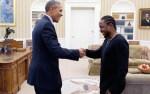 Kendrick Lamar Obama