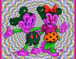 Bodega Bamz Disney World on Acid