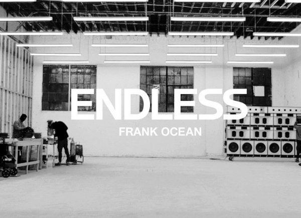 Franc Ocean - Endless