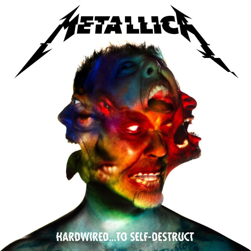 "Metallica Announce New Album, 'Hardwired…To Self-Destruct'; Release ""Hardwired"" Video"