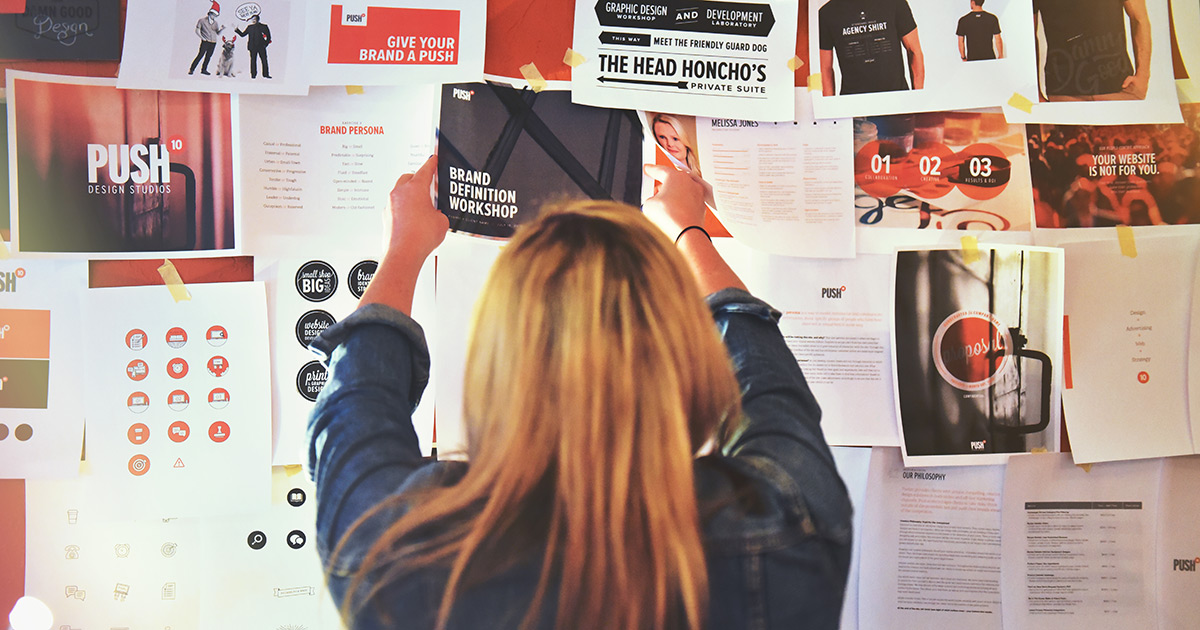 Career Opportunities for Brand  Content Strategists Push10