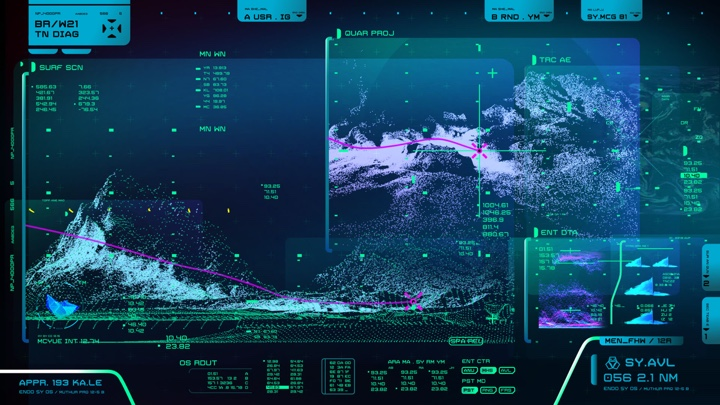 Hologram Wallpaper Hd The Craft Of Screen Graphics And Movie User Interfaces