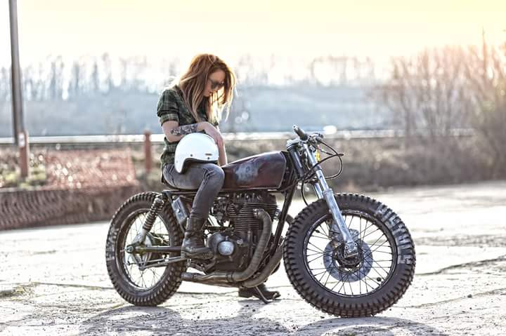 Wallpaper Tank Girl Cafe Racer Scrambler Brat The Differences And Suggest