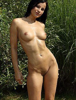 cucumber in her