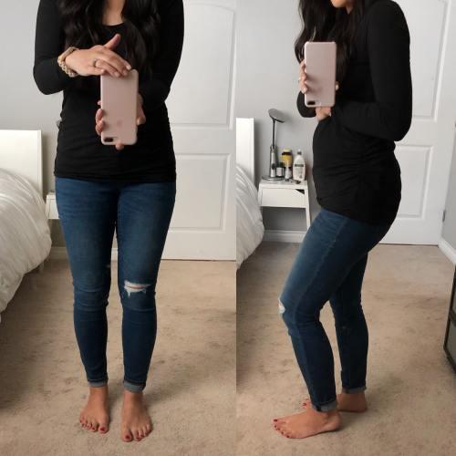 Medium Crop Of Best Maternity Jeans