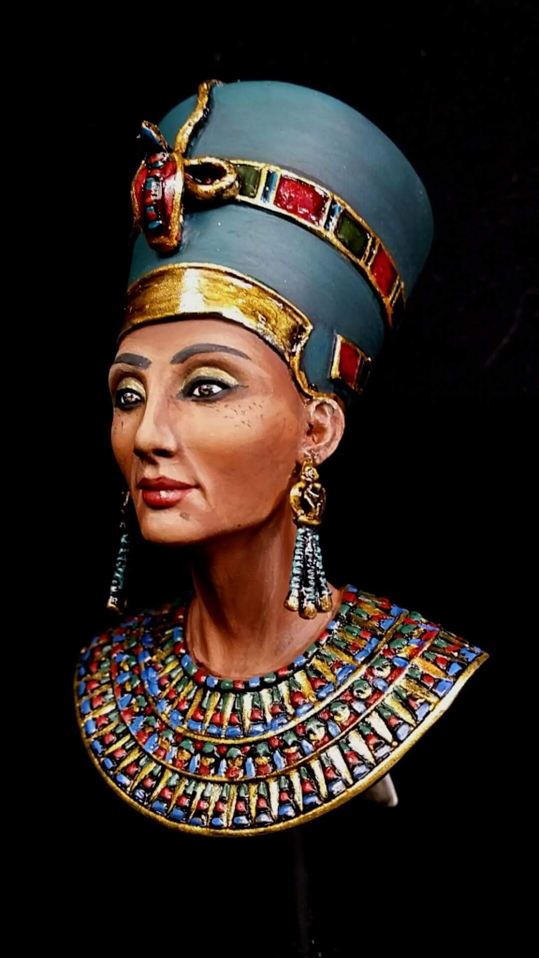 Hd Wallpaper Co Nefertiti By Costas Rodopoulos 183 Putty Amp Paint