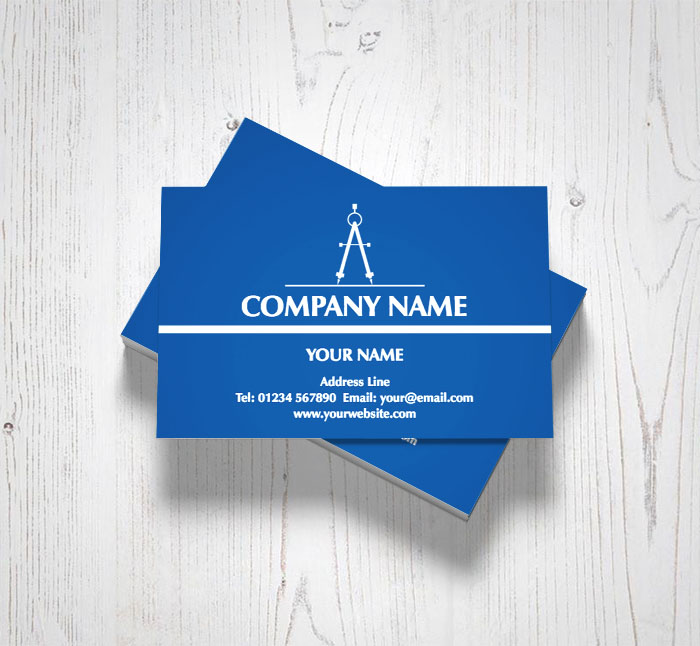 Compass Business Cards Customise Online Plus Free Delivery Putty