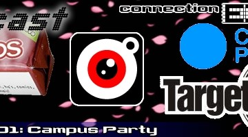 Lagcast EXTRA - DROPS Campus Party 01 (Banner)