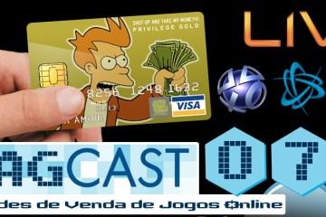 LAGCAST 73 - Redes de Venda de Jogos Online (banner) teste