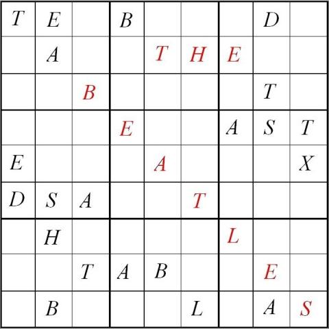 PuzzlersParadise - The Beatles Sudoku