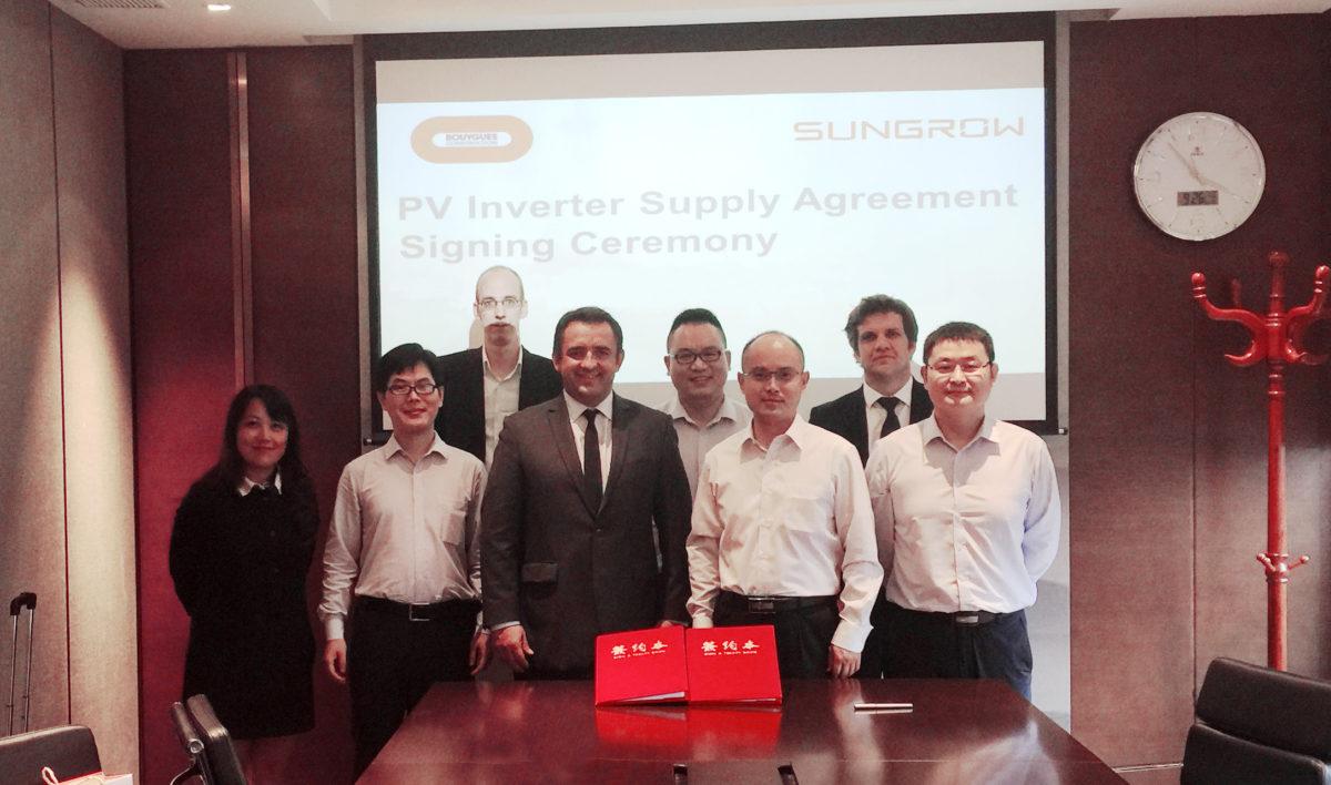 Sungrow Bags 201 Mw Solar Project In Vietnam Pv Magazine