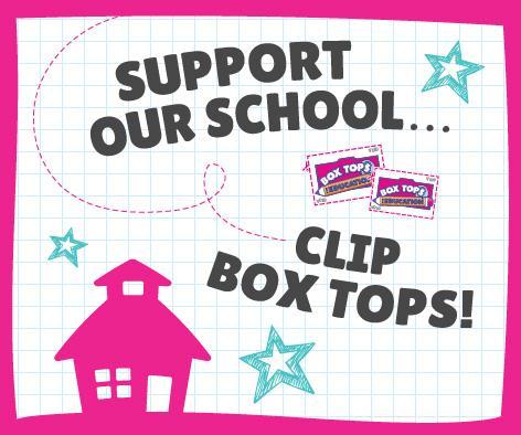 Community Service / Box Tops 4 Education