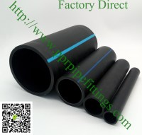 HDPE pipes for water supply drainage (1)
