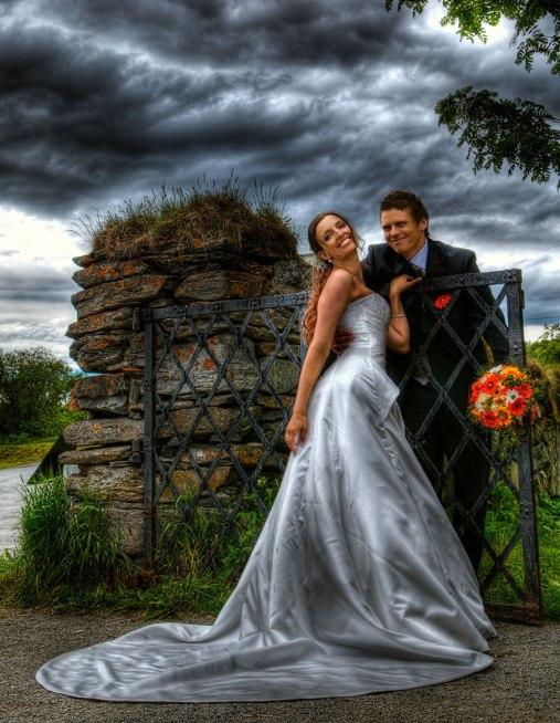 HDR Wedding