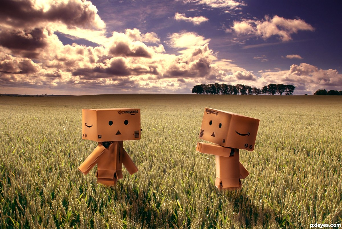 Wallpaper Cute Girl Face Danbo Love Picture By Balintnagy6 For Danbo Photoshop