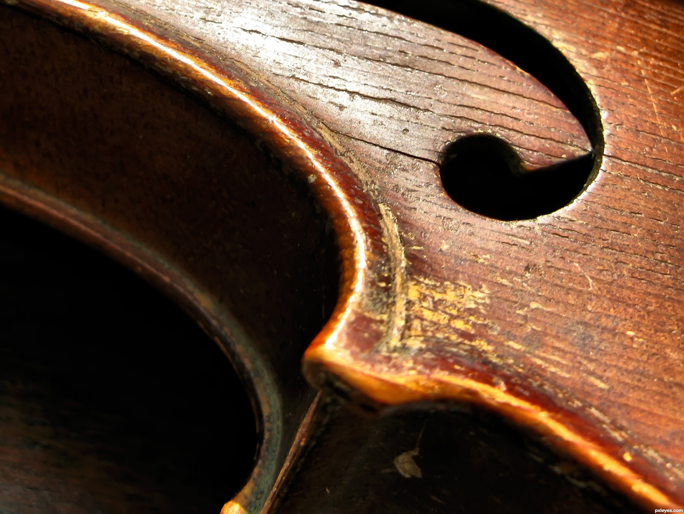 Black Wood Grain Wallpaper Violin Photography Contest Pictures Image Page 1