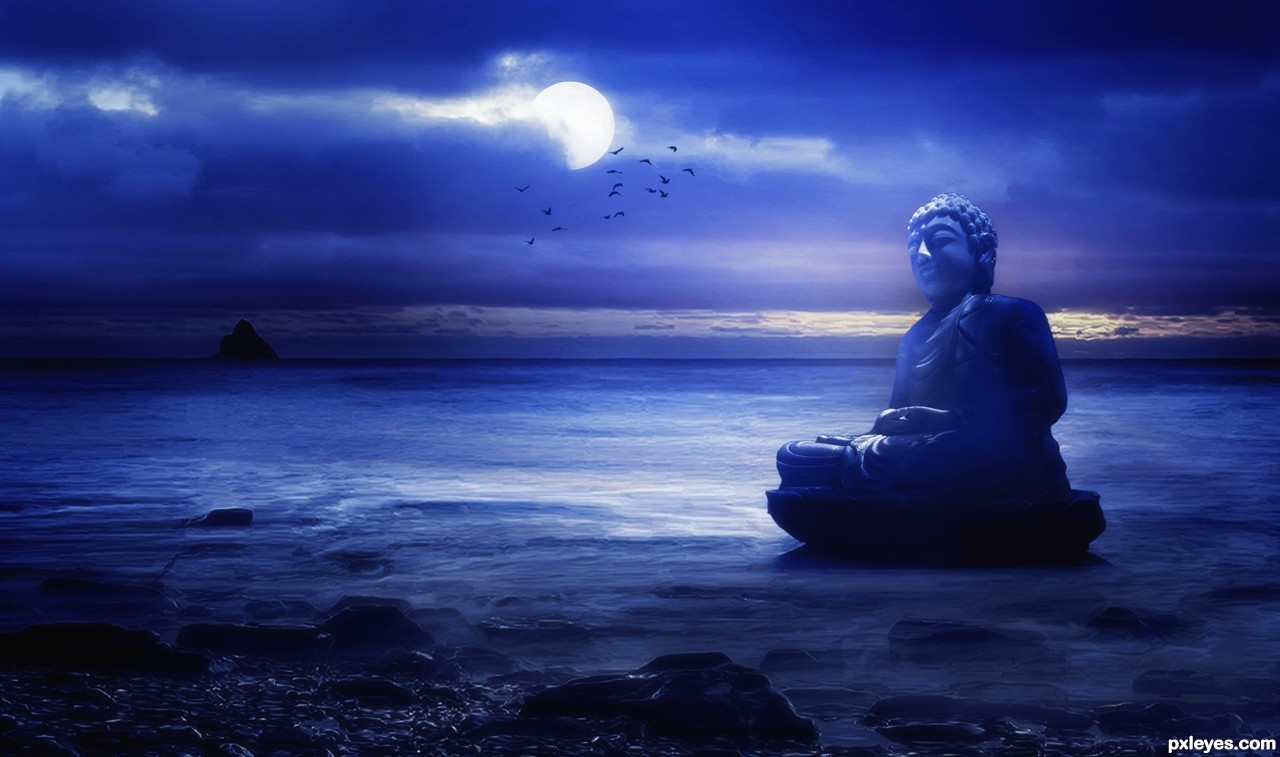 Wesak Wallpaper Hd Lord Buddha Picture By Adhiranimator For Mixed