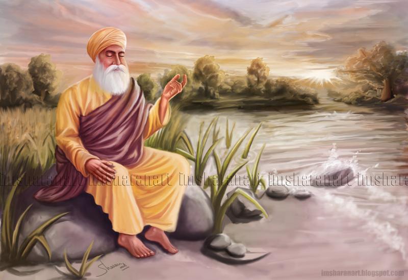 Guru Gobind Singh 3d Wallpapers Waheguru Satnam Jpg 42067 Picture By Imsharanart In