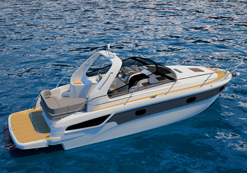 bavaria s33 open for sale