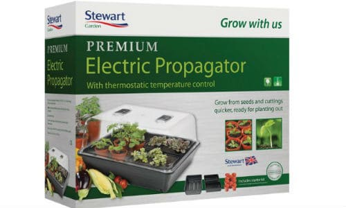 stewart thermostatic propagator