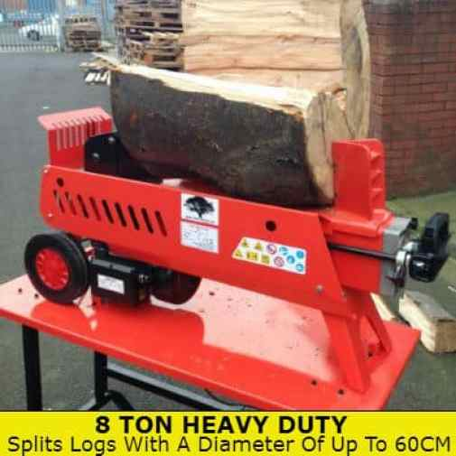 Forest Master FM16 log splitter