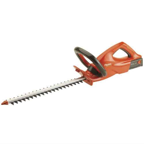 Flymo Easicut cordless hedge trimmer review