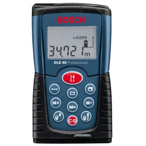 Bosch DLE 40 Professional Laser Rangefinder review